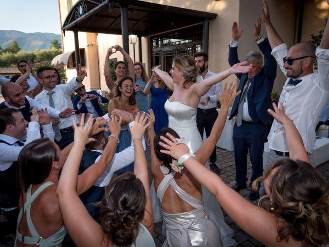 Il matrimonio di Luca e Lorenza a Alatri, Frosinone 517
