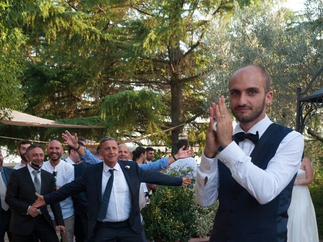 Il matrimonio di Luca e Lorenza a Alatri, Frosinone 525