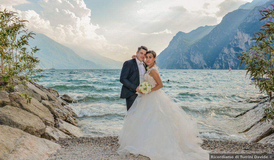 Il matrimonio di Sebastiano e Maria Angela a Dro, Trento