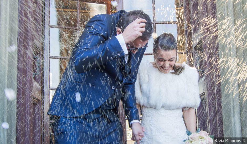 Il matrimonio di Andrea e Francesca a Lamporecchio, Pistoia
