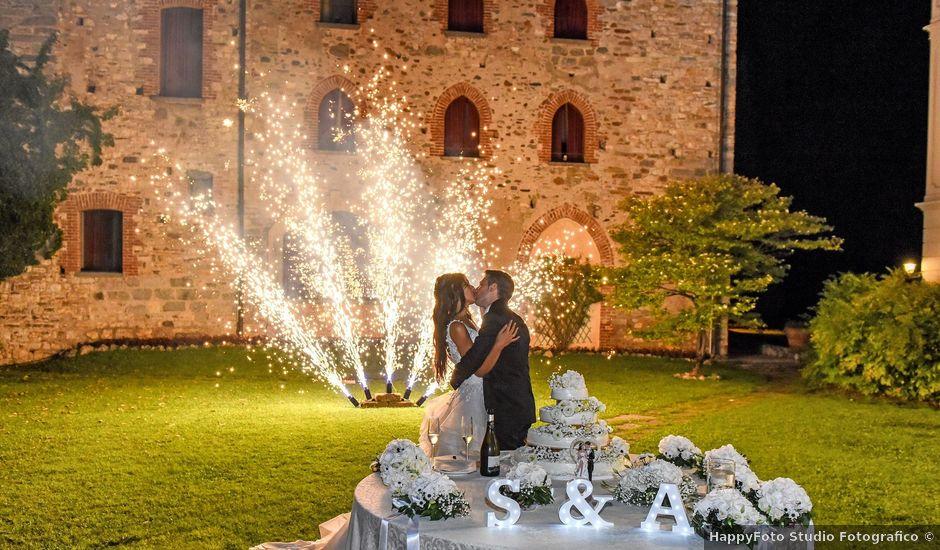 Il matrimonio di Alessandro e Silvia a Turate, Como