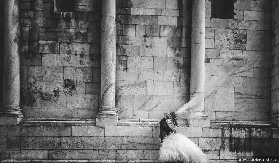 Il matrimonio di Lorenzo e Elisa a Massa, Massa Carrara