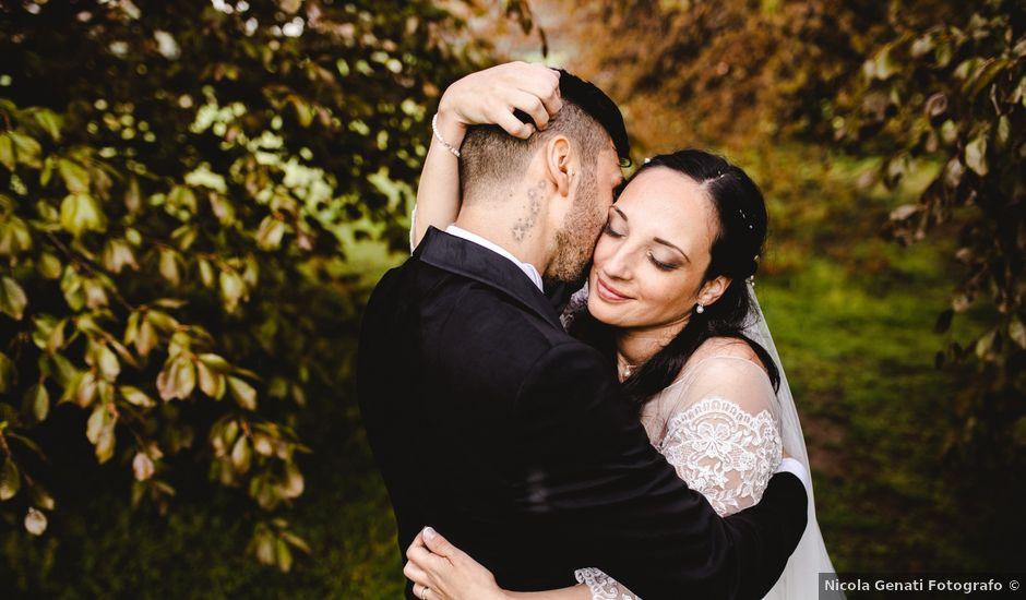 Il matrimonio di Marco e Cecilia a Cureggio, Novara
