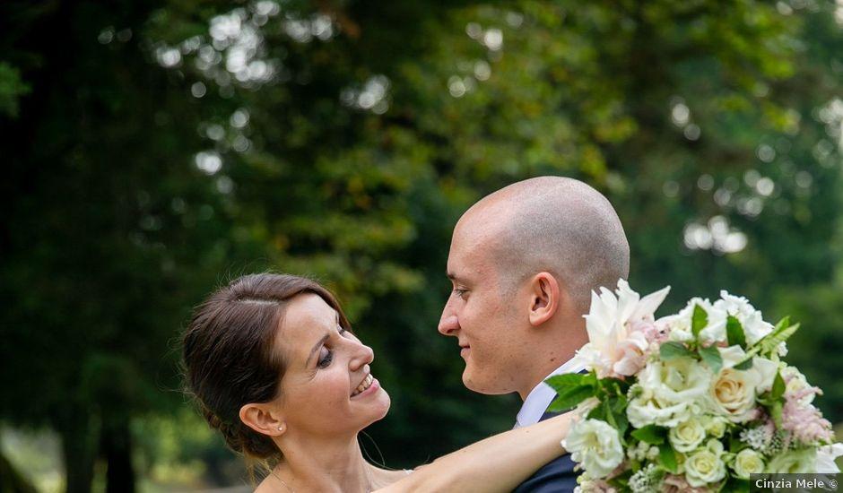 Il matrimonio di Manlio e Laura a Arese, Milano