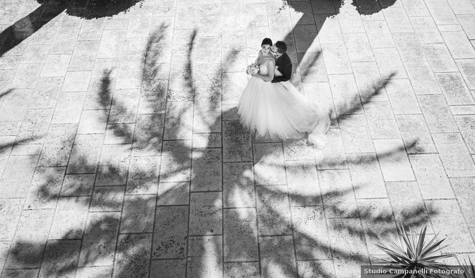 Il matrimonio di Vittorio e Federica a Monteprandone, Ascoli Piceno