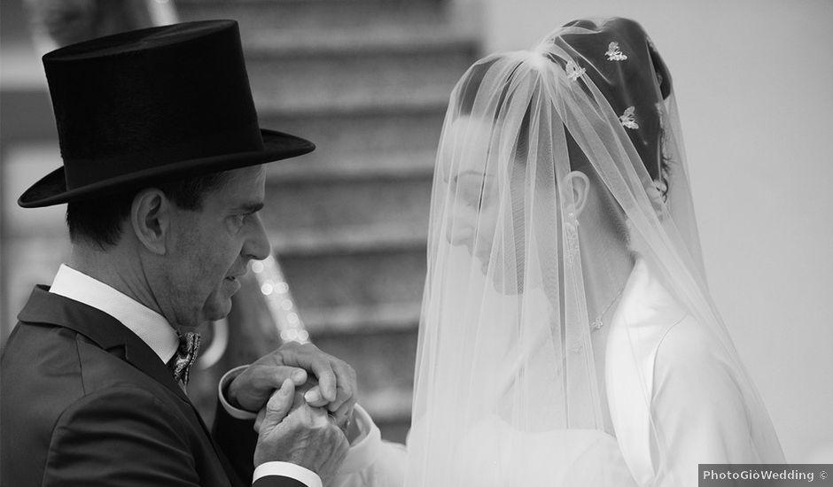 Il matrimonio di Andrea e Federica a Copparo, Ferrara
