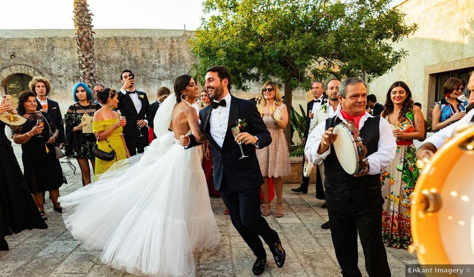 Il matrimonio di Gabriele e Elif a Siracusa, Siracusa