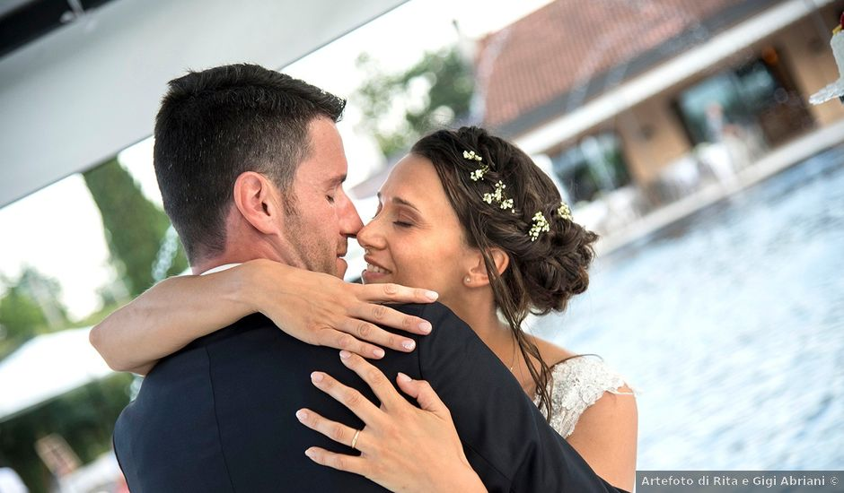 Il matrimonio di Luca e Valentina a Costabissara, Vicenza
