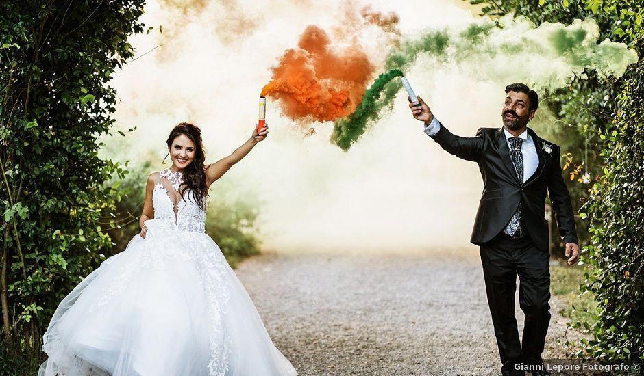 Il matrimonio di Vincenzo e Chiara a Foggia, Foggia