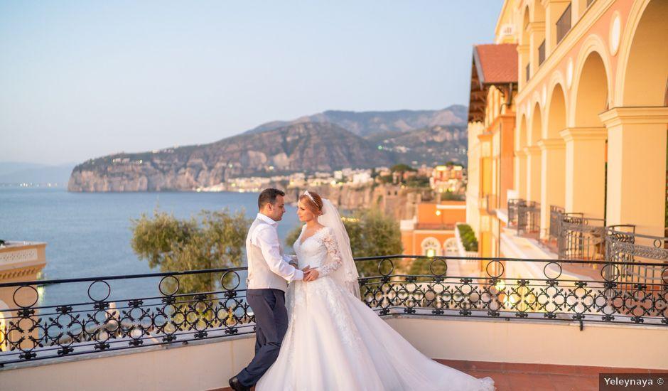 Il matrimonio di Biagio e Veronica a Sorrento, Napoli