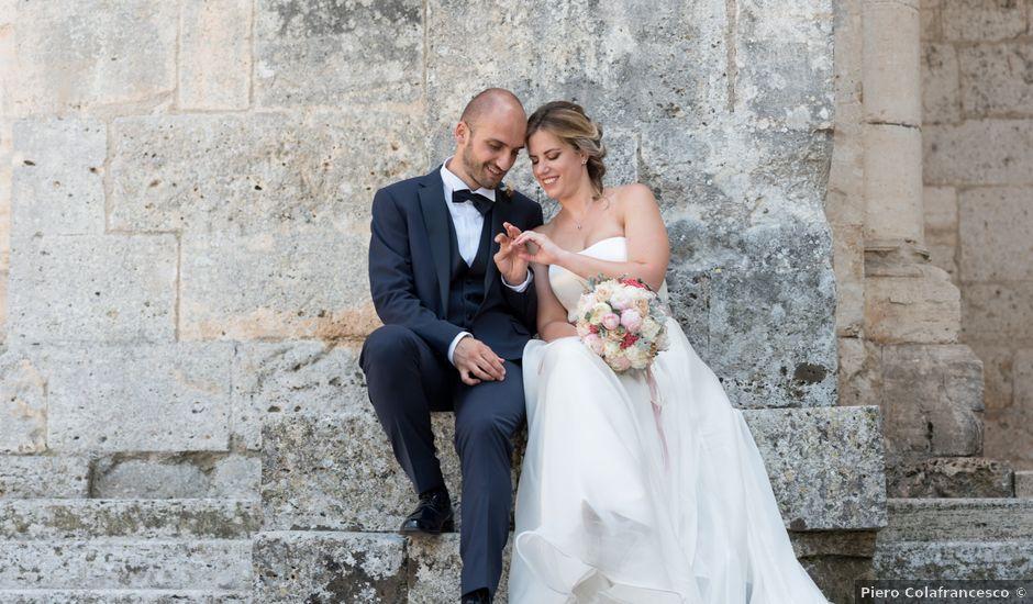Il matrimonio di Luca e Lorenza a Alatri, Frosinone