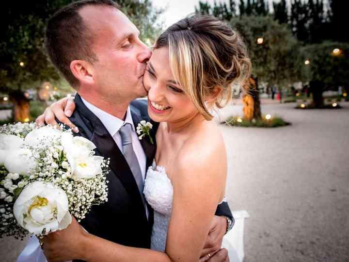 le nozze di Nicole e Massimo