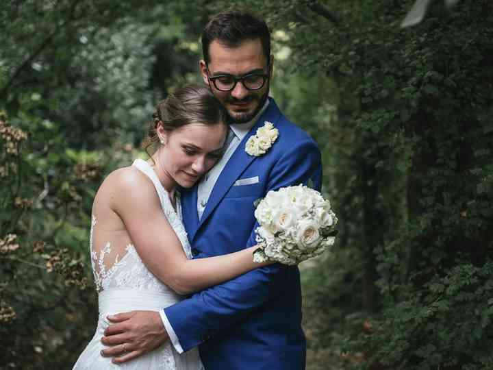 le nozze di Lucia e Klodian