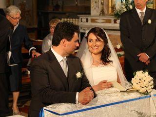 Le nozze di Vincenzo  e Angela