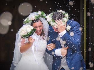 Le nozze di Serena e Rudin
