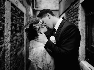 Le nozze di Alicia e Ryan
