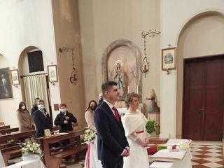 Le nozze di Silvia e Amelio 1
