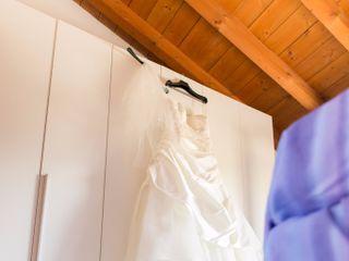 Le nozze di Federica e Donal 1