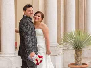 Le nozze di Federica e Donal