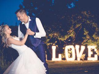Le nozze di Daniela e Daniele