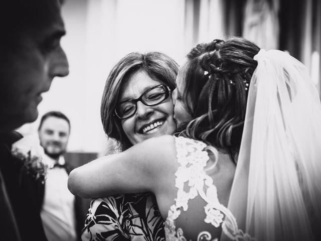 Il matrimonio di Matteo e Michela a Dolo, Venezia 13
