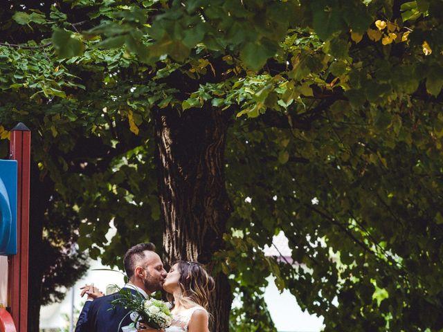Il matrimonio di Matteo e Michela a Dolo, Venezia 1