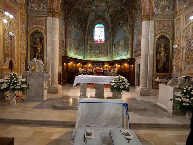 Il matrimonio di Angela  e Vincenzo  a Padula, Salerno 7