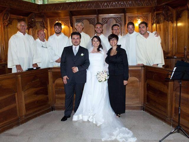 Il matrimonio di Angela  e Vincenzo  a Padula, Salerno 9
