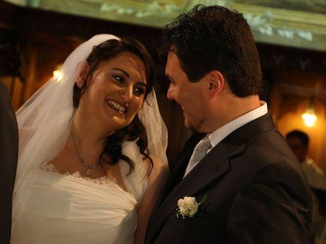 Il matrimonio di Angela  e Vincenzo  a Padula, Salerno 11