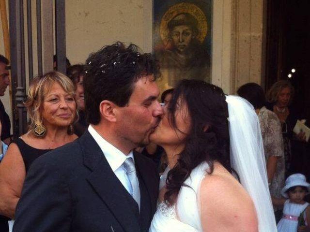 Il matrimonio di Angela  e Vincenzo  a Padula, Salerno 15