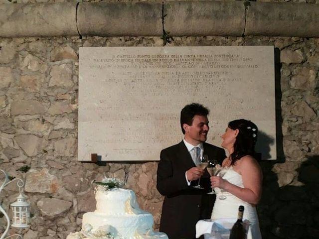 Il matrimonio di Angela  e Vincenzo  a Padula, Salerno 29