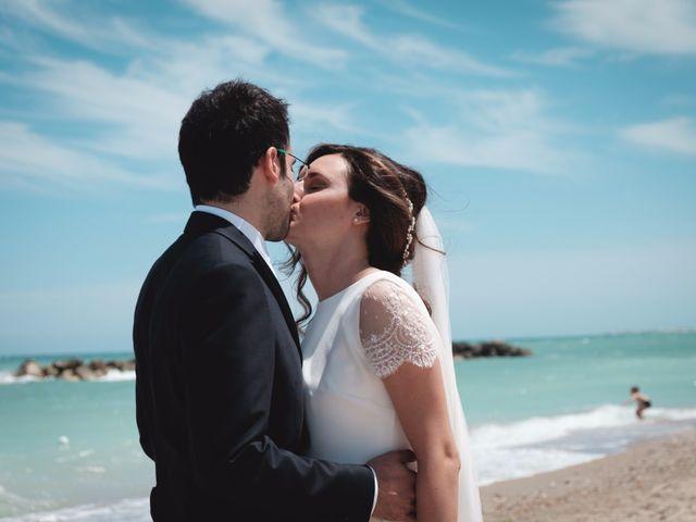 le nozze di Cecilia e Lorenzo