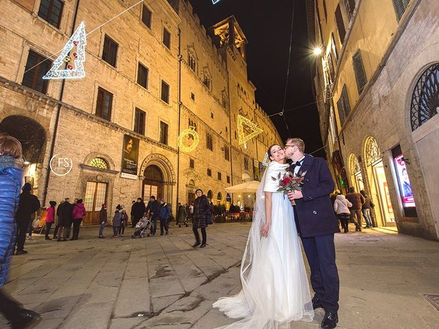 Il matrimonio di Luigi e Antonietta a Perugia, Perugia 47