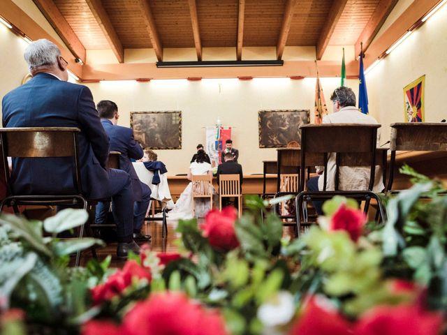 Il matrimonio di Federico e Anna a Montecchio Precalcino, Vicenza 8