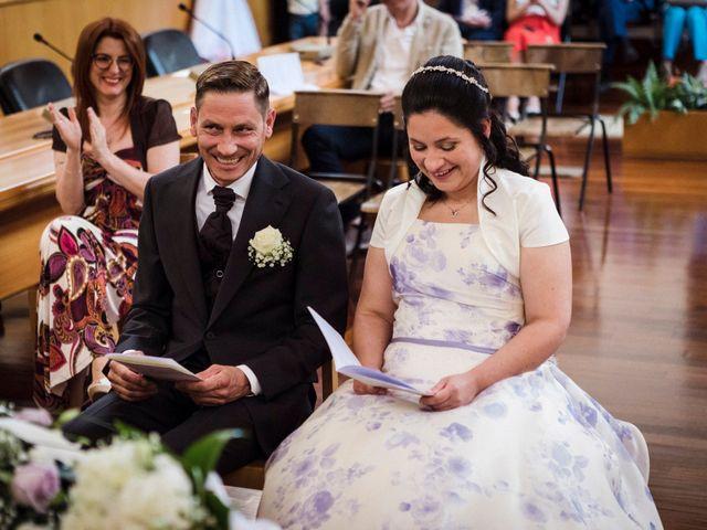 Il matrimonio di Federico e Anna a Montecchio Precalcino, Vicenza 9