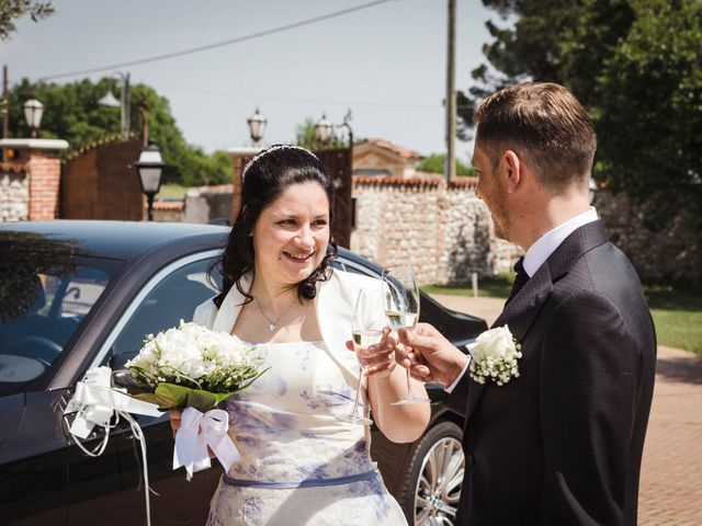 Il matrimonio di Federico e Anna a Montecchio Precalcino, Vicenza 18