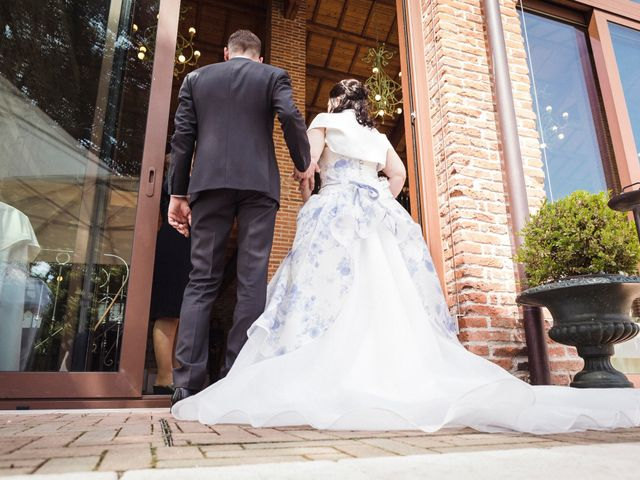 Il matrimonio di Federico e Anna a Montecchio Precalcino, Vicenza 26