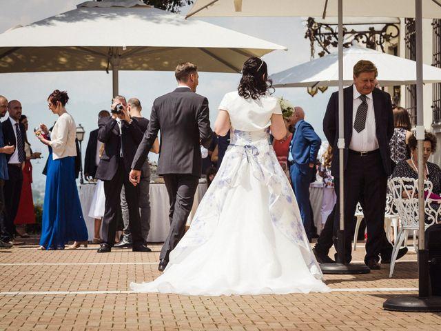 Il matrimonio di Federico e Anna a Montecchio Precalcino, Vicenza 38