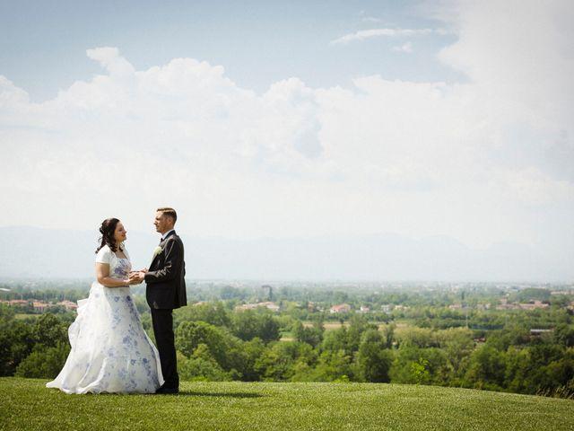 Il matrimonio di Federico e Anna a Montecchio Precalcino, Vicenza 44