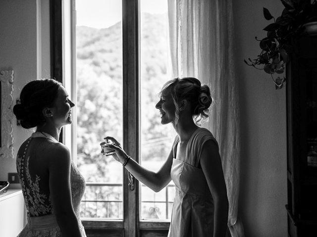 Il matrimonio di Klodian e Lucia a Civitella di Romagna, Forlì-Cesena 14