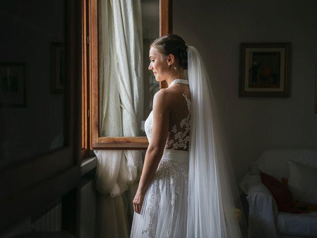Il matrimonio di Klodian e Lucia a Civitella di Romagna, Forlì-Cesena 15