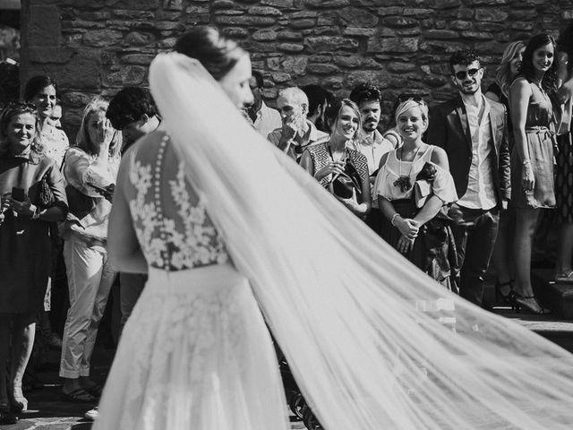 Il matrimonio di Klodian e Lucia a Civitella di Romagna, Forlì-Cesena 17