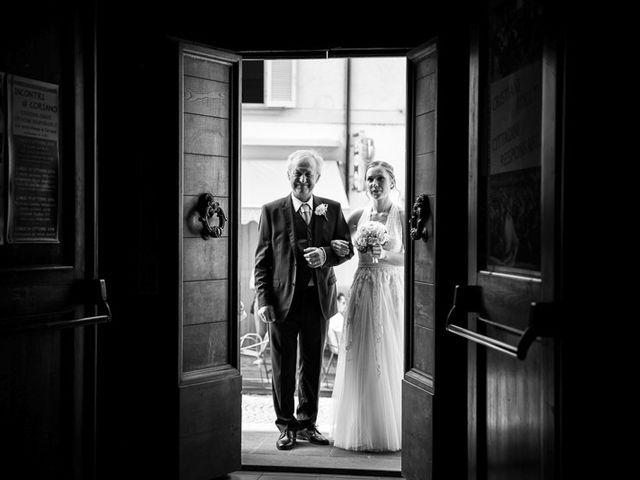 Il matrimonio di Klodian e Lucia a Civitella di Romagna, Forlì-Cesena 18