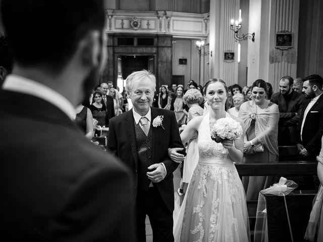 Il matrimonio di Klodian e Lucia a Civitella di Romagna, Forlì-Cesena 19