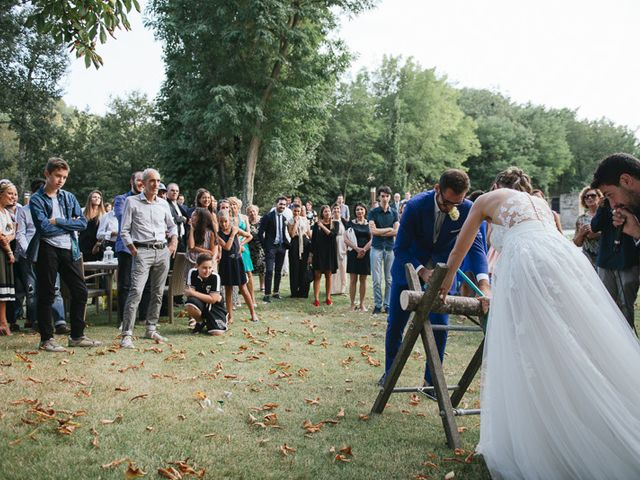 Il matrimonio di Klodian e Lucia a Civitella di Romagna, Forlì-Cesena 30