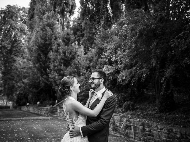 Il matrimonio di Klodian e Lucia a Civitella di Romagna, Forlì-Cesena 37