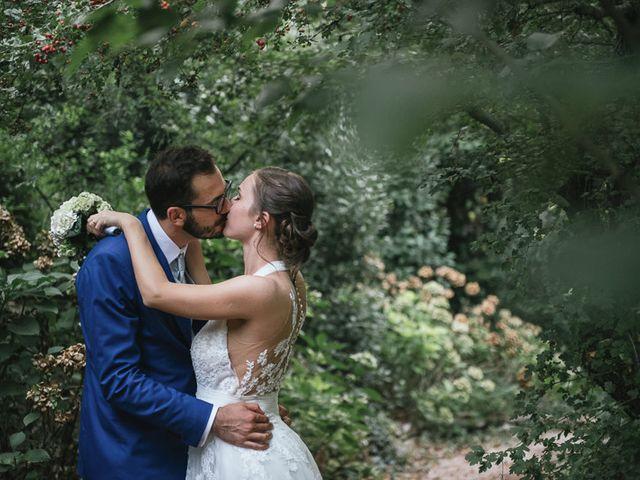 Il matrimonio di Klodian e Lucia a Civitella di Romagna, Forlì-Cesena 38