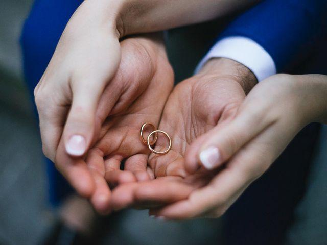 Il matrimonio di Klodian e Lucia a Civitella di Romagna, Forlì-Cesena 41
