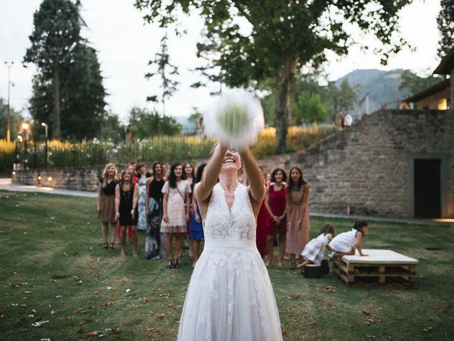Il matrimonio di Klodian e Lucia a Civitella di Romagna, Forlì-Cesena 42