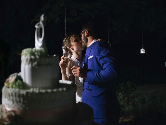 Il matrimonio di Klodian e Lucia a Civitella di Romagna, Forlì-Cesena 51